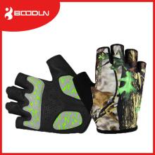 Foam Pads Bike Handschuh / Moutain Cycle Handschuh für Half Finger