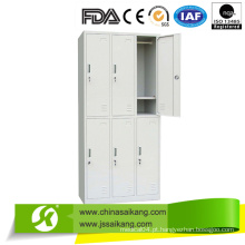 Armário de troca do armário de instrumento do hospital seis-Gateway (SKH056)