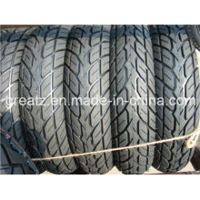 High Quality Tubeless Motorcycle Tyre 3.50-10