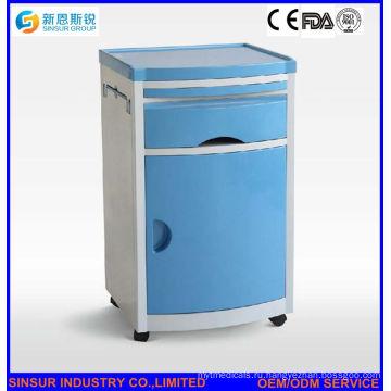 ABS Материал Высокое качество больничного прикроватного шкафа