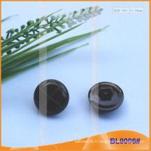 Bouton en cuir imitation BL9006