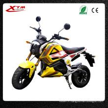 Automatique, courses de moto électrique de 1000W 72V