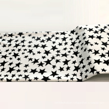 Stars Print Cotton Fabric for Fashion