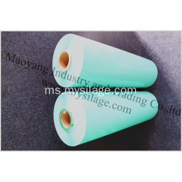 Pertanian Stretch Film Green Color