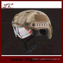 Военный Тактический шлем Bj Airsoft шлем быстрый шлем