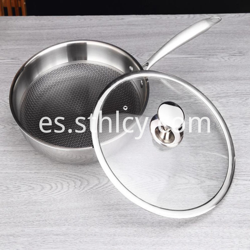 Stainless Steel Pan Asda