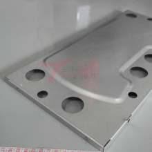 Rapid Prototyping von CNC-Aluminium-Messing-Stahl-Industriemodellen