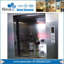 Food Service Lift, Dumbwaiter in Restaurant