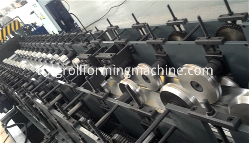 Cable Tray Roll Forming Machines