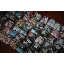 Venda Menor Preço Estilos Vários Calçados de Bebê Calçados Stock (150921)