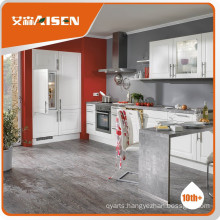 Fine appearance pvc material portable kitchen cabinet