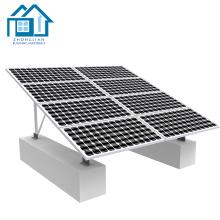 Cadre de panneau solaire en profilé d'aluminium pour système de montage solaire