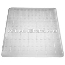 Tapis de séchage en silicone pour salle de bain