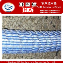 Soft Penetrated Pipe for Drainage
