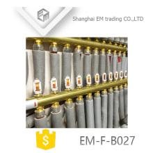 ЭМ-Ф-B027 латунные трубы PEX коллектор для России