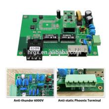 projeto original POE ethernet switch placa pcb / pcb assembléia industrial grau POE switch