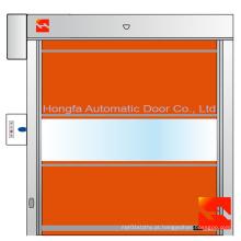 portas de persiana de segurança elétrica