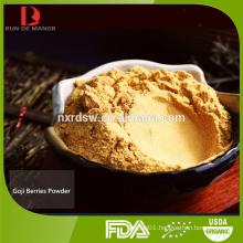 organic FD goji berry powder/freeze-dried goji berries powder/Wolfberry Extract