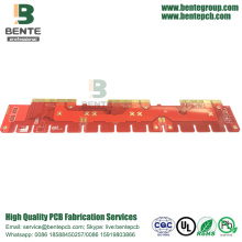 Customized Brand Quickturn PCB Goldfinger