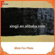 Mink Fur Plate whole skin