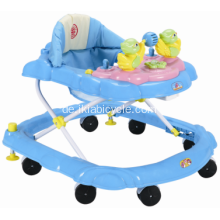 Fancy Car Shaped Baby Walker mit Licht