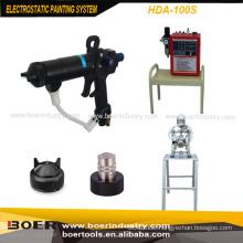 Electrostatic Fluid Coating Machine Electrostatic Painting System