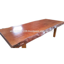 Table en bois massif et dur - Merbau