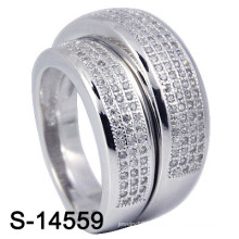 2016 La nueva joyería de plata de la manera del diseño 925 suena los sistemas (S-14559)