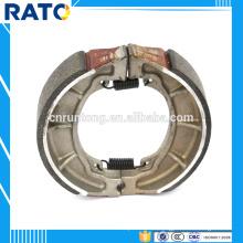 Precio de fábrica de China motocicleta tambor freno zapato revestimiento ajustador