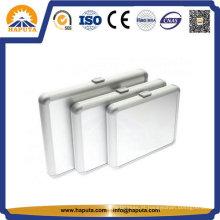 Simples de alumínio à prova de choque mala de transporte para armazenamento (HEC-OXXX)