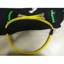 MPO Singlemode Glasfaser-Patchkabel