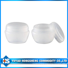 Hy-Pj-007D Frosted Cosmetic Lotion Bottle or Plastic Jar
