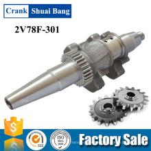 Best Quality Crankshaft Parts Name 2V78, Steel Forged Crankshaft