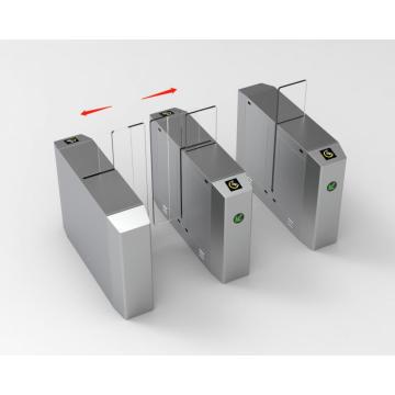 Access Control Sliding Barrier Gate