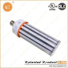 UL Dlc IP64 100-277V 5000k 30000lm E39 200W LED Corn Light