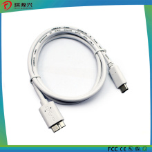 USB3.1 Tipo C para Micro USB3.0 Cabo 10p