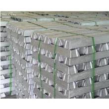Алюминиевый слиток 99,7%, 99,8%, 99,9% Завод