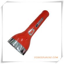 Super brillante linterna de carga de condensación LED para la promoción (EA05019)