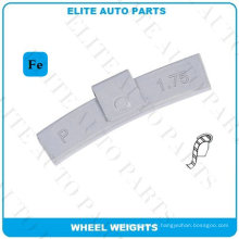Masse d'équilibrage de roue pour roue de voiture (série Fe-P)