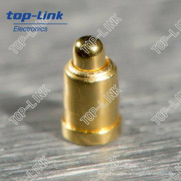 Kundenspezifischer SMT Pogo Pin mit Single Pin, Federbelastet