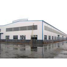 Prefabricated Metal Structure Workshop (KXD-SSW1268)