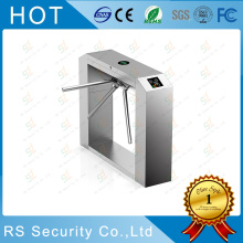RFID Card Reader Stainless Steel Tripod Turnstile