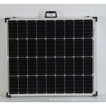 módulo de dobramento 100w mudule fotovoltaica
