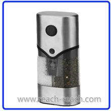 Cocina molino, molino de sal, molinillo de pimienta eléctrico (R-6046)