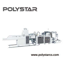 Equipamento de fabricação de malas de vedação de plástico