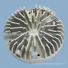 Piezas de la lámpara a presión fundición de aluminio para el disipador de calor