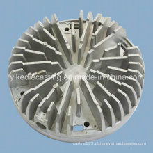 As peças da lâmpada morrem alumínio de carcaça para o dissipador de calor