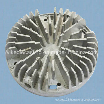 Lamp Parts Die Casting Aluminum for Heat Sink