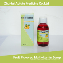 Fruit Flavored Multivitamin Syrup