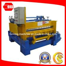 Machine à lisser en acier